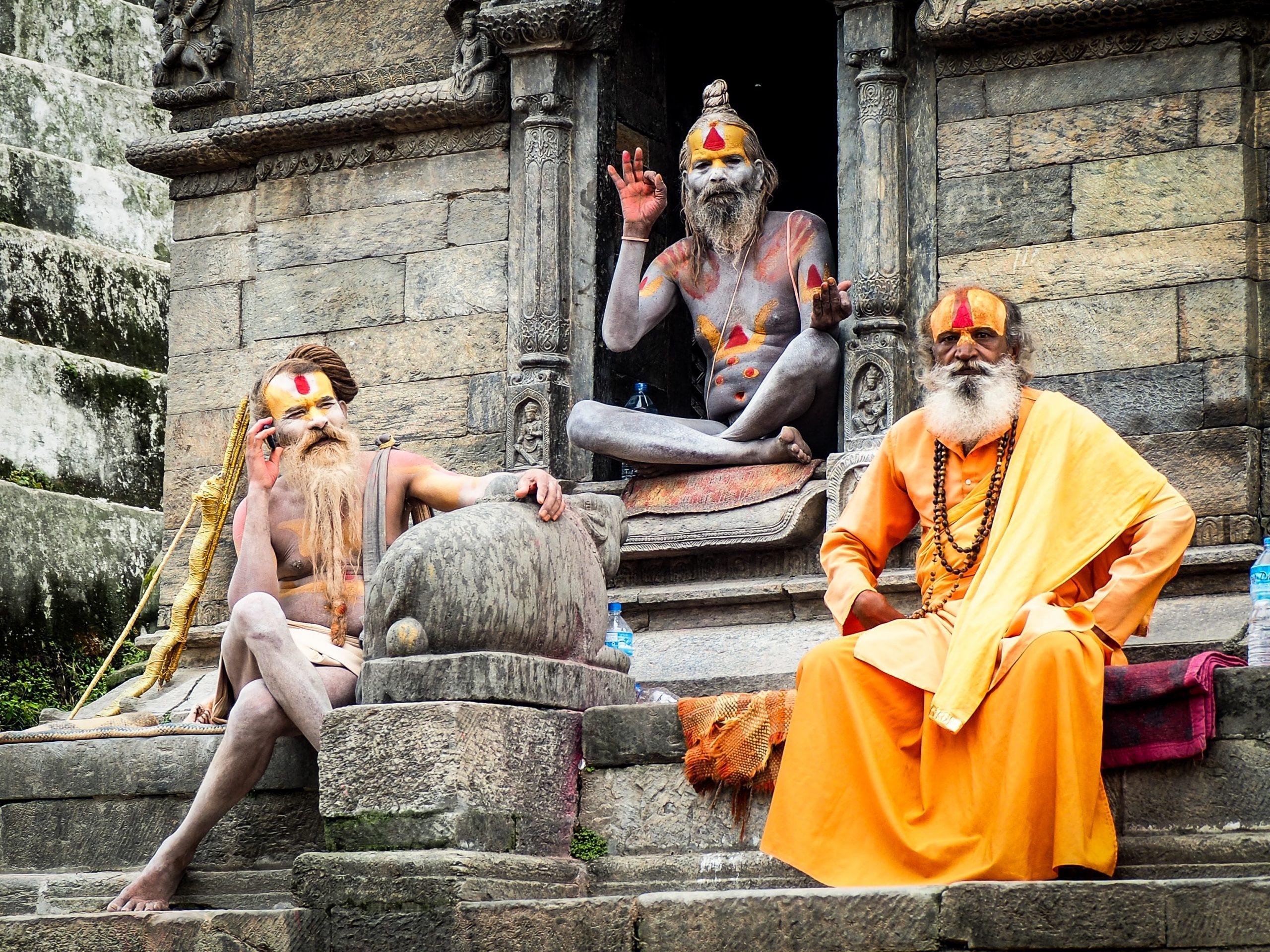 Yoga India Sadhu